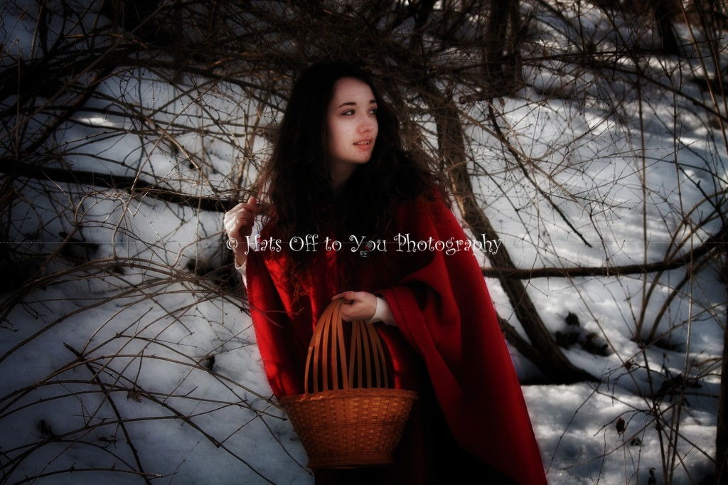 Dark, Red Riding hood